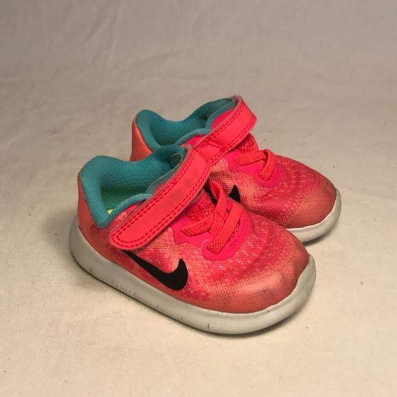 d4859814f Nike Shoes | Free Run Toddler Girl Size 4 C | Poshmark
